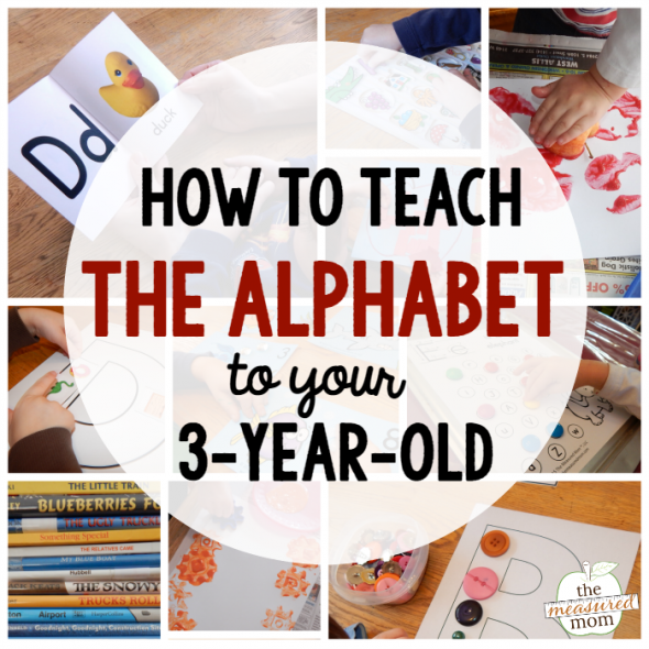 Alphabet Worksheets 3 Year Old Of Letter Of The Week With A 3 Year Old The  Measured Mom - Free Templates