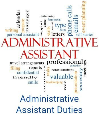 Best Administrative assistant Resume Of Administrative assistant Cover Letter