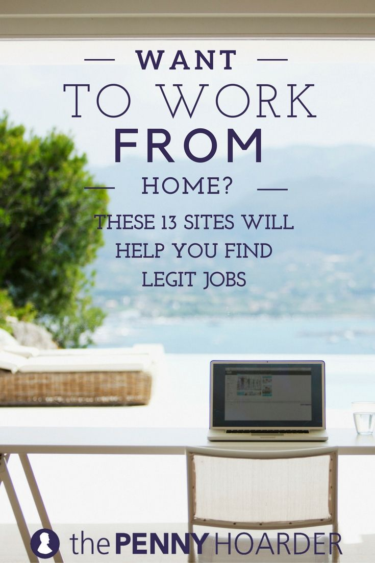 Best Sites to Find Jobs Of Want to Work From Home these 15 Sites Will Help You Find Legit Jobs