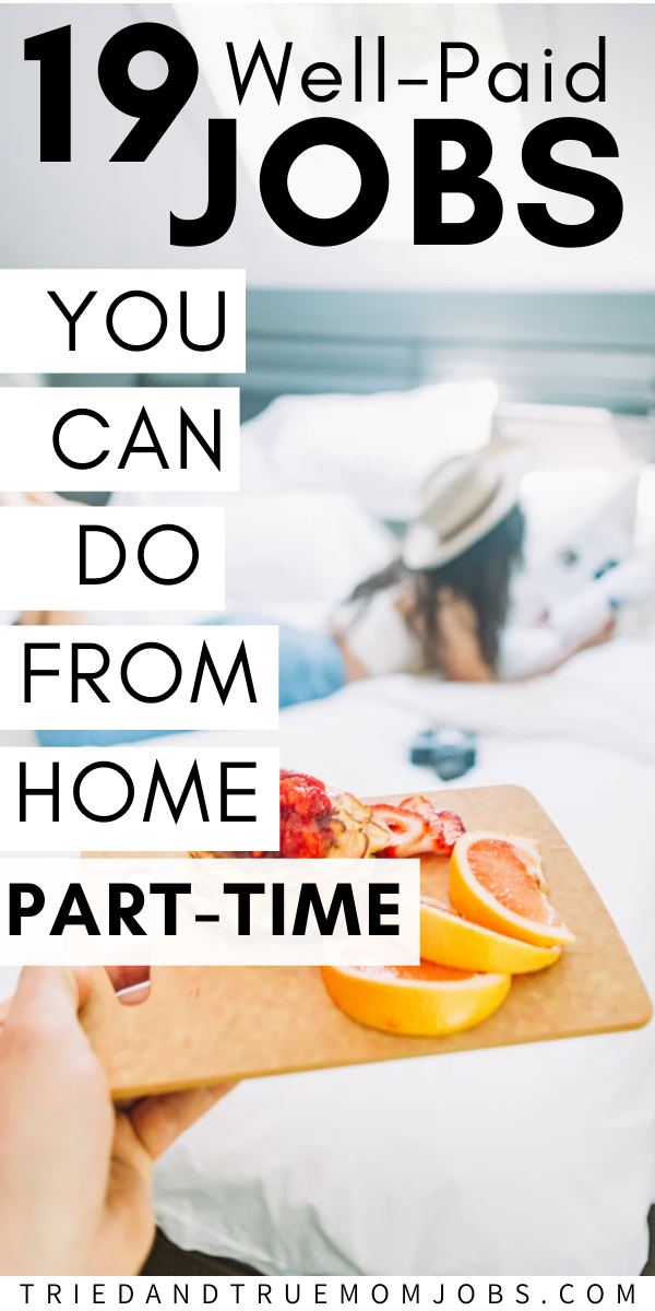 Best Way to Get A Job Of 19 Best Part Time Line Jobs In 2020 that Pay Well