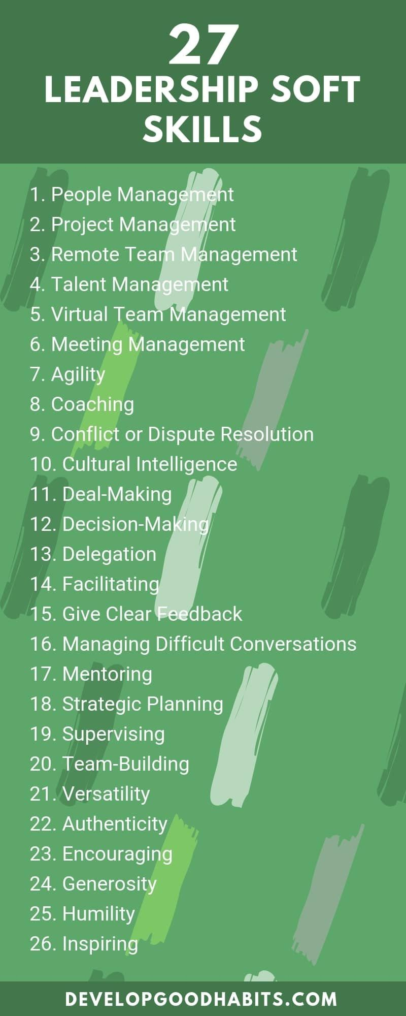 Good Skills to Put On A Job Application Of 135 soft Skills List to Stand Out On A Resume or Job Application