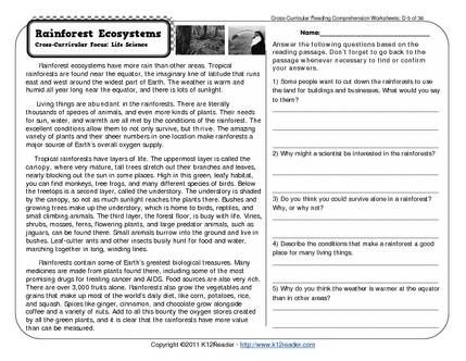 Reading Comprehension Worksheets 7th Grade Of Printables 7th Grade Reading  Prehension Worksheets Free - Free Templates
