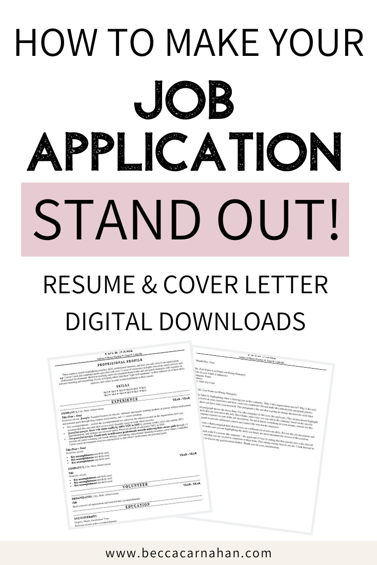 Resume and Cover Letter Writer Of Resumes & Cover Letter Templates From A Career Coach