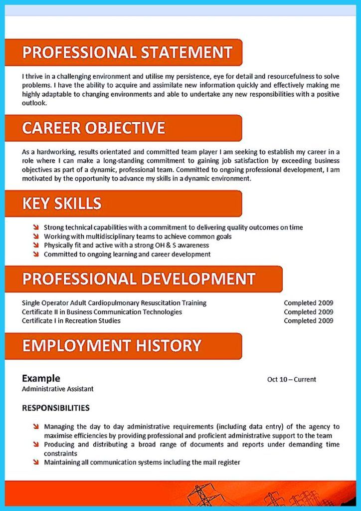Resume Examples for Jobs with Experience Of Impressing the Recruiters with Flawless Call Center Resume