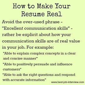 Resume Ideas for Skills Of What are Good Resume Keywords