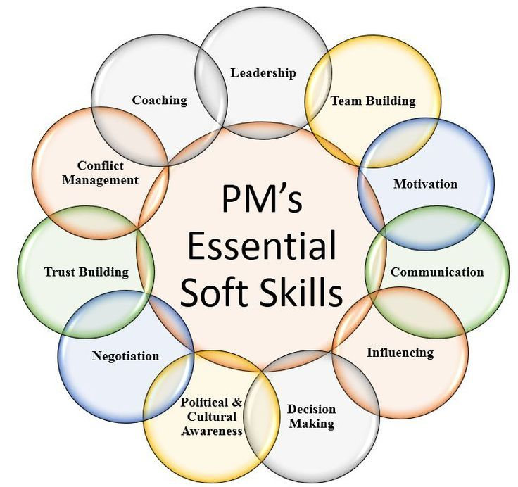 Resumes for Project Managers Of Project Manager's Essential soft Skills