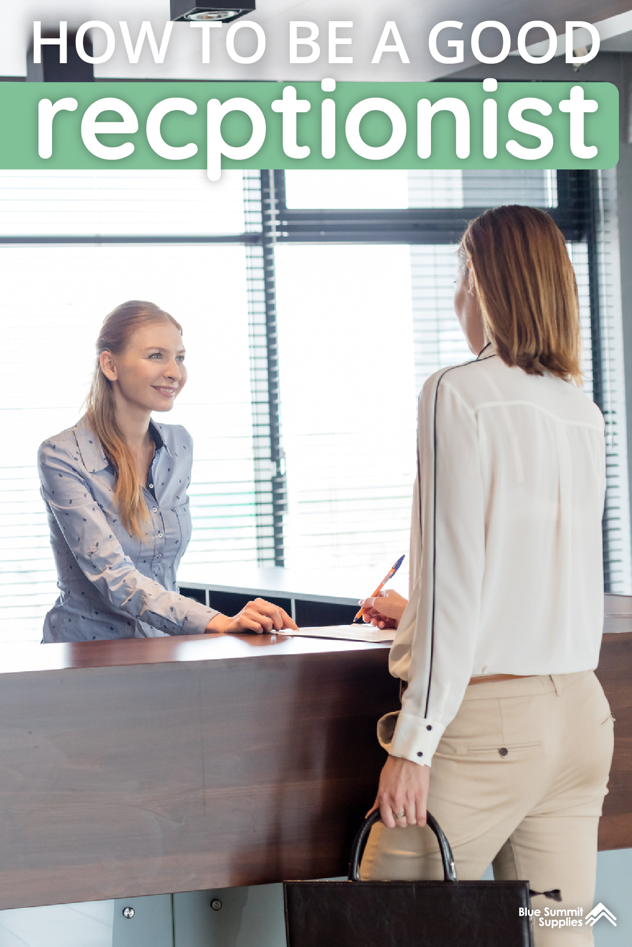 Roles Of A Receptionist Of How to Be A Good Receptionist Tips and Tricks