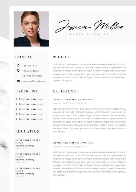 simple cover letter example cv template of professional