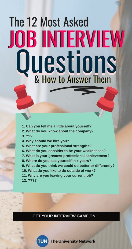 Unique Interview Questions and Answers Of 12 Typical Job Interview Questions How to Answer them